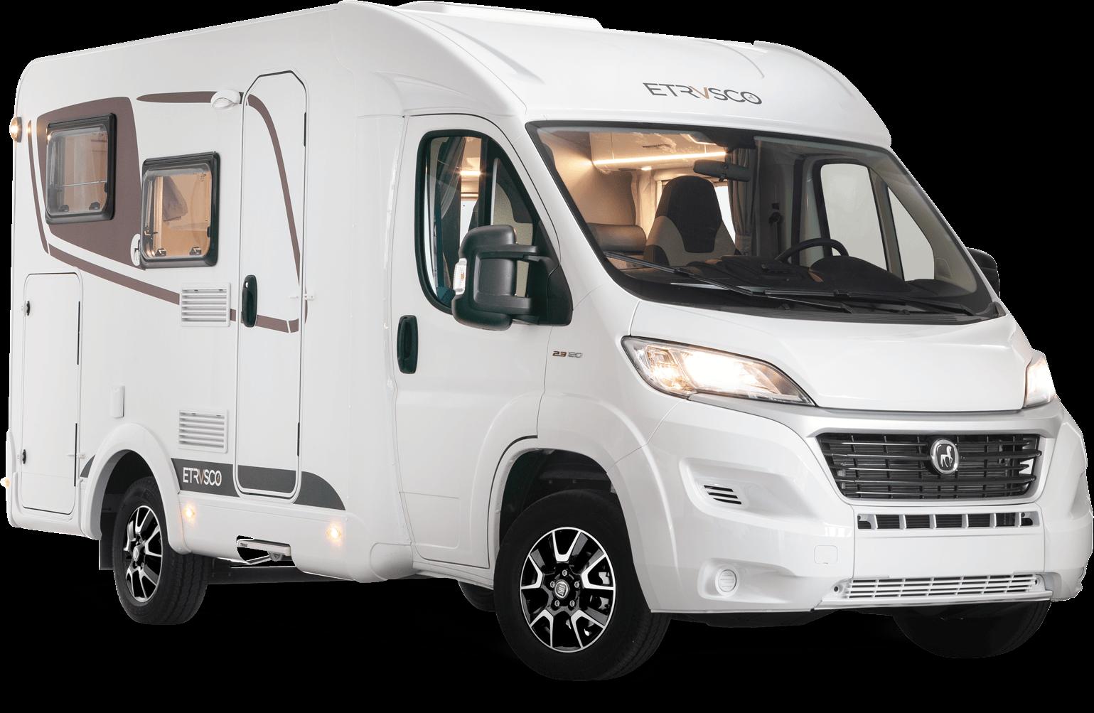 Persönliches Reisemobil online konfigurieren  ETRUSCO